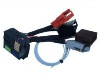 Audi adapter head unit BNS 5.0, Concert 3, Symphony 3 - A6 4B - Sound 9VD
