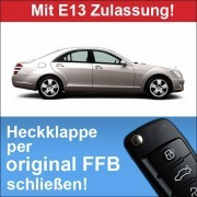 Comfort Heckklappenmodul für Mercedes S-Klasse W221