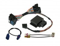 CAN-Bus Interface for VW RNS-510/MFD3 CAN TP 1.6 with TV-Free - DSP Sound available