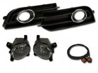 Nachrüst-Set Nebelscheinwerfer Audi A1 8X