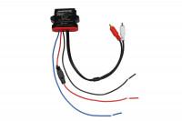 Cinghia ricevitore Bluetooth A2DP, amplificatore 12 Volt BTR100