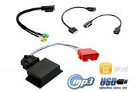AMI Audi Music Interface für Audi A6 4G / A7 4G mit Navigation Plus - iPod
