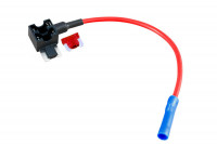 Fuse tap for low-profile mini shear including 10 A fuse (ACN)