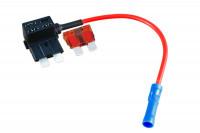 Fuse for ATO fuses incl. 10 A fuse (ACU)
