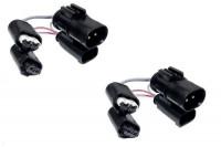 Adapter Facelift-Scheinwerfer für BMW 5er E39 Plug & Play