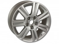 Original Audi A4 8K Alloy Wheel 7-Arm Polygon 17 Inch