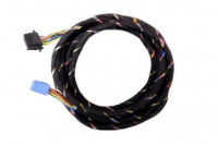 Wiring harness CD changer for Audi, VW - Mini ISO - 5 m