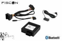 """FISCON Bluetooth handsfree MQB incl. ceiling micro - """"low"""" for Audi"""