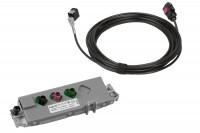 FISTUNE® antenna module for Audi A4 8K Sedan 3G - no TV factory fitted