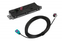 FISTUNE® antenna module for Audi A4 8K Limo 2G - no TV factory fitted