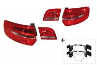 Facelift LED Rear Lights - Retrofit for Audi A3 8PA Sportback