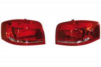 Facelift LED Rear Lights - Original Design for Audi A3 8P - right hand traffic