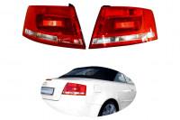 Facelift Heckleuchten LED original für Audi A4 8H Cabrio