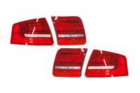 Facelift LED Rear Lights - Lights Only for Audi A8 4E
