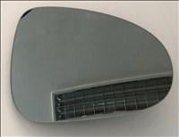 Spiegelglas (konvex) mit Trägerplatte rechts 10490