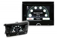"""Bluetooth Handsfree kit for VW RNS 315 """"Bluetooth Only"""""""