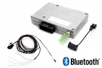 """Mobile phone preparation """"Bluetooth only"""" for Skoda Fabia"""