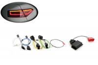 Wiring harness + coding dongle LED Rear Lights Audi A5/S5 Facelift - LED to LED facelift