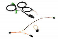 Harness FISCUBE Most for Mercedes NTG 1 / NTG 2 - with RVC