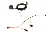 Kabelsatz FISCUBE Most für Mercedes NTG 1 / NTG 2 - ohne RFK