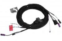 "Kabelsatz FSE Handyvorbeitung BT für Audi A6 4B ""Komplett"""