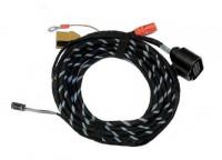 Kabelsatz PDC Steuergerät - Front für Audi A6 4B