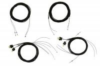 Kabelsatz Parklenkassistent PLA für Audi A6, A7 4G - Einparkhilfe vorhanden