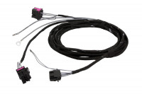 Seat heating back seat cable set for Audi A6 4G, A7 4G
