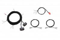Cable set side assist for Audi Q3 8U