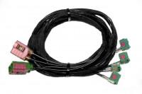 Kabelsatz TV-Antennenmodule für Audi A6 4F - MMI 2G