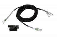 Kabelsatz Umrüstung aLWR Kurvenlicht auf voll LED für Audi A7 4G