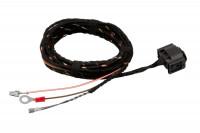 Cable kit ACC Automatic Distance Control for Audi A4 8K, A5 8T, Q5 8R