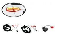 Kabelsatz + Codier Dongle LED-Heckleuchten für Audi A4 Avant Facelift - Standard auf LED facelift