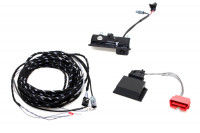 Complete Set APS Advance rear view camera for Audi A6, A7 4G - from my. 2015