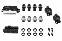 Complete set APS+ (MMI optical display) front and rear for Seat Arona KJ7
