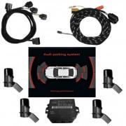 APS+ Audi Parking System Plus - Front Retrofit for Audi Q5 - until model year 2012