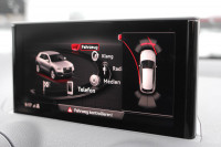 Complete kit APS+ front and rear for Audi Q2 GA - 2JB, EC