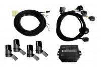APS Audi Parking System Rear Retrofit for Audi A3 8P/8PA/Cabrio - from model year 2009