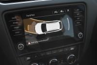 Complete set OPS parking system Park Pilot for Skoda Suberb 3V