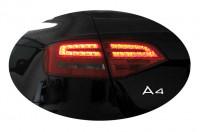 Bundle LED Rear Lights for Audi A4/S4 Avant