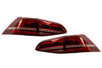 Complete Set LED rear lights VW Golf 7 - Standard