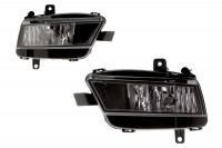 Complete kit fog lights for VW Golf 7