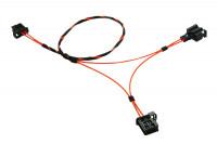 Fiber Optic Y-junction - MOST - Plug & Play