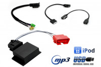 MDI - MEDIA IN Music Interface Retrofit for VW RNS 850