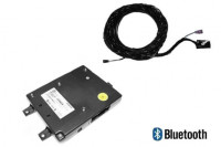 Bluetooth Premium (with rSAP) - Retrofit for VW Scirocco 1K - voice control available