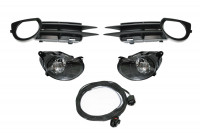Retrofit kit fog lights for Audi A3 8P,  8PA - until model year 2008