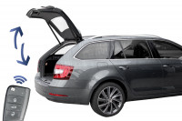 Retrofit kit electric tailgate for Skoda Suberb 3V estate