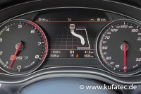 Complete kit Park Assist with ambient display for Audi A7 4G - with park distance control
