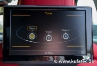 Rear Seat Entertainment System for Audi A8 4H