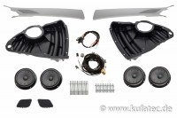 Soundsystem VW Golf 7 - 2-pillared